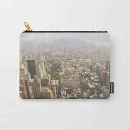 Hazy City - Manhattan Carry-All Pouch