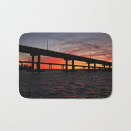 An Evening on the Caloosahatchee II Bath Mat