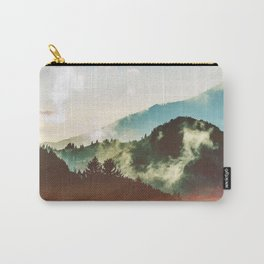 Mighty Mountain #society6 #decor #buyart Carry-All Pouch