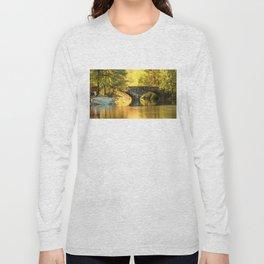 Clove Lake Park Long Sleeve T-shirt