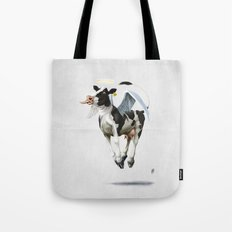 Holy Cow (wordless) Tote Bag