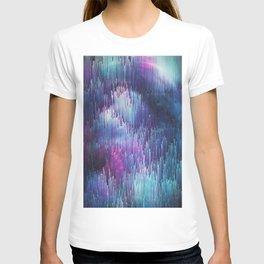 Glitch Galaxy T-shirt