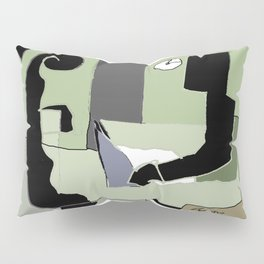 The   Interview         by Kay Lipton Pillow Sham
