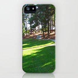 Bella Vista Open Space 2517 iPhone Case