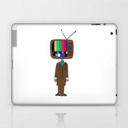 TV Head Laptop & iPad Skin