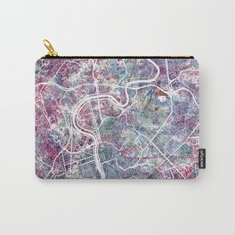 Rome map Carry-All Pouch