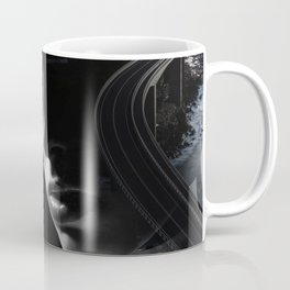 The cornice road Coffee Mug