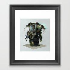 Heavy weight Framed Art Print