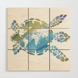 Mother Earth Wood Wall Art