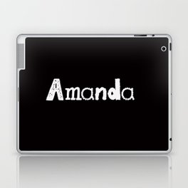 Amanda Laptop & iPad Skin