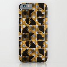 scribble (yellow) iPhone 6s Slim Case