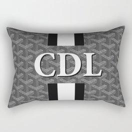 goyardLogo CDL Rectangular Pillow