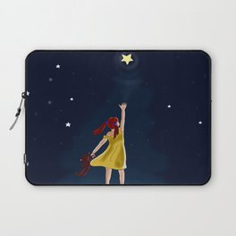 Reaching for the stars Laptop Sleeve