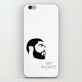 Kyrie Gets Buckets iPhone Skin