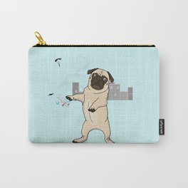 Attack of the Massive Pug!!! Carry-All Pouch