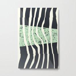 Papercuts II Metal Print