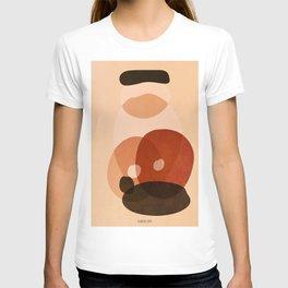 Abuelita, Home Decor, Living Room Wall, Kitchen Wall, Family, Brown Neutrals T-shirt