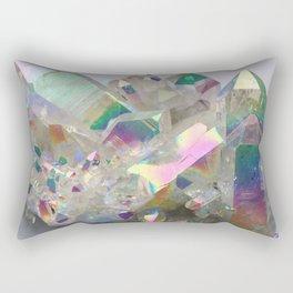 Opal Aura Quartz #10 Rectangular Pillow