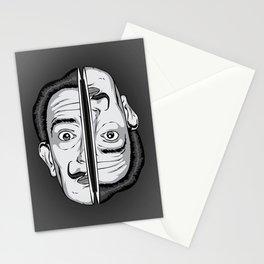 salvador mobi Stationery Cards