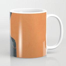 Abstract Nude IV Coffee Mug