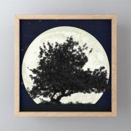 'I have fallen a long way' Framed Mini Art Print