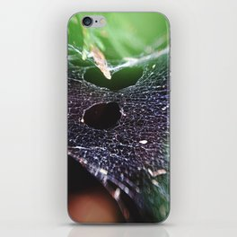 Holes In The Hammock iPhone Skin