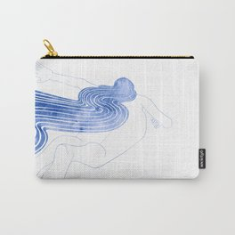 Water Nymph XLVII Carry-All Pouch