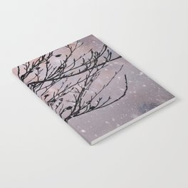 Dusky Winter Days Notebook