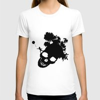 baloon T-shirts featuring Baby baloon skull by _Moj_