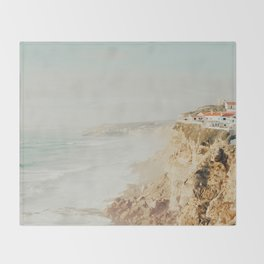 Ocean View Throw Blanket
