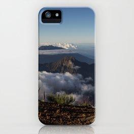Taburiente sunrise iPhone Case