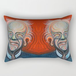 Bernie Sanders Rectangular Pillow