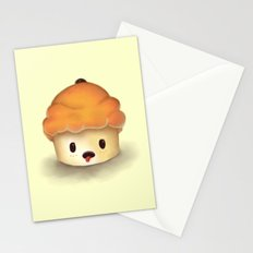Carrot Cupcake Stationery Cards