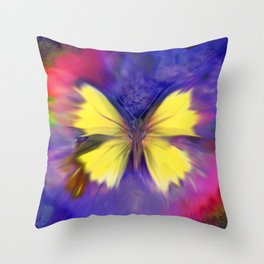 You Are The Wings in The Sky Throw Pillow