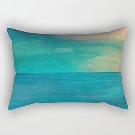Ocean Sunrise Series, 3 Rectangular Pillow