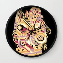 EL BARTO ~ BLACK Wall Clock