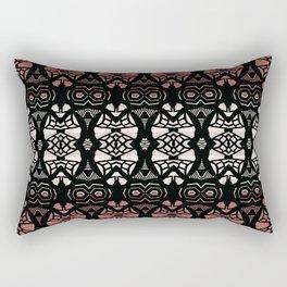 Properly Poised Rectangular Pillow