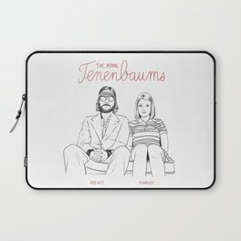 The Royal Tenenbaums (Richie and Margot) Laptop Sleeve