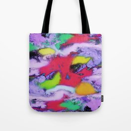 Unpreditale wave Tote Bag
