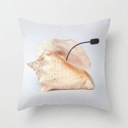 Concha Throw Pillow