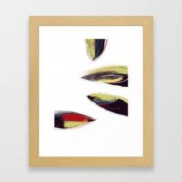 Morceaux/Pieces 8 Framed Art Print