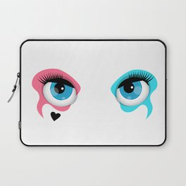 Daddy's Lil Monster Laptop Sleeve