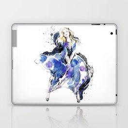 Fashion Painting #4 Laptop & iPad Skin