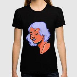 orange gurl T-shirt