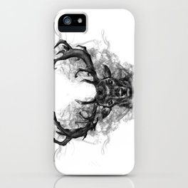 Red Stag iPhone Case