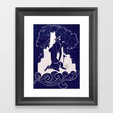 IIID Empire Framed Art Print