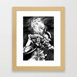 CHAMPIONSHIP RIVEN Framed Art Print