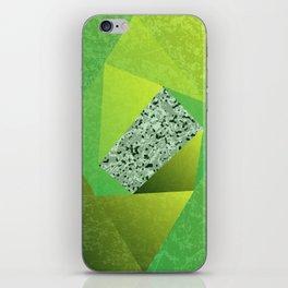 Twirl-220116b iPhone Skin