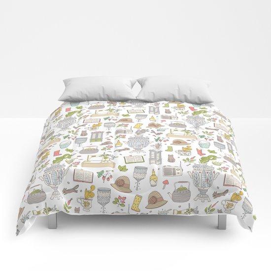 My dacha Comforters