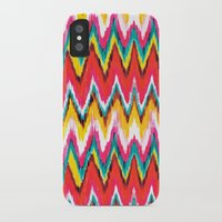 chevron iPhone & iPod Cases featuring Chevron by Aimee St Hill